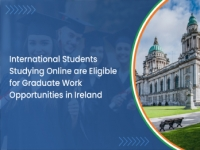 International Students Studying Online are Eligible for Graduate Work Opportunities in Ireland