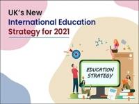 UK New International Education Strategy for 2021