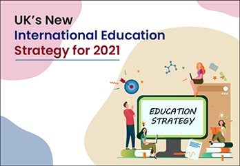 UK New International Education Strategy for 2021